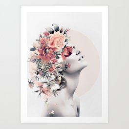 Bloom 7 Art Print