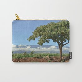 Two Cups and a Tree Carry-All Pouch
