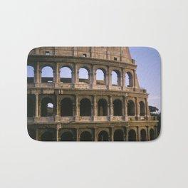 The Colosseum in Rome. Bath Mat