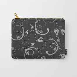 Floral Abstract Vine Art Print Design Carry-All Pouch
