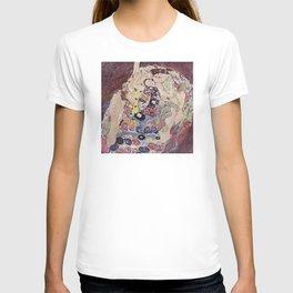 Gustav Klimt - The Maiden T-shirt