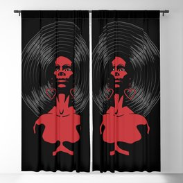 Soul Sister Blackout Curtain
