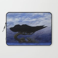 Angles of Transference Laptop Sleeve