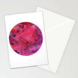 Lunar Blood Stationery Cards