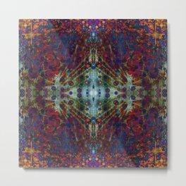 Andromeda geometry IV Metal Print