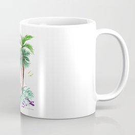 """""""Triplet Palms"""" Coffee Mug"""