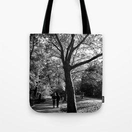bw Central Park Tote Bag