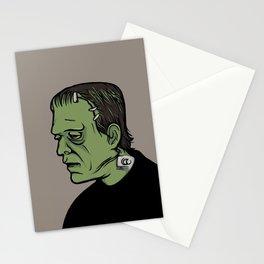 The Monster, Frankenstein Stationery Cards