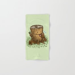 The Popsicle Log Hand & Bath Towel