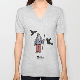 Odin Unisex V-Neck