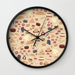 French Kitchen Wall Clock