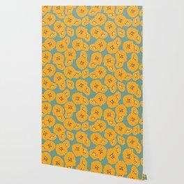 Retro bloom 003 Wallpaper