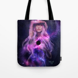 Supermassive Black Hole Tote Bag