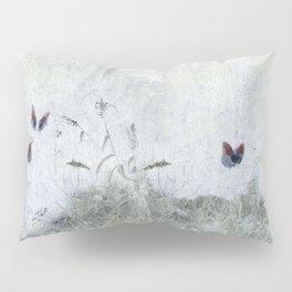 A Spell for Creation - butterflies amongst grass Pillow Sham
