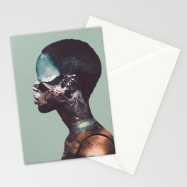 Portrait (Nature) 2 Stationery Cards