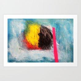 ab 154 Art Print