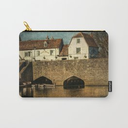 The Bridge At Abingdon Carry-All Pouch