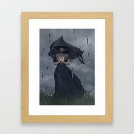 Spell Framed Art Print