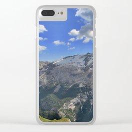 Marmolada Clear iPhone Case