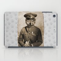 general iPad Cases featuring The general by Seamless
