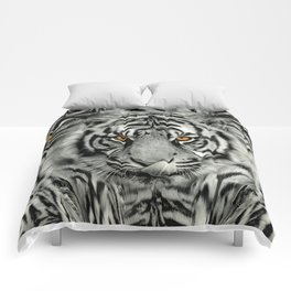 TIGER PAW-TRAIT Comforters