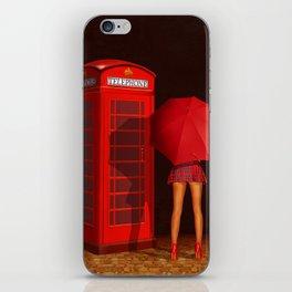 Call me iPhone Skin