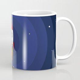 Welcome To The Space Coffee Mug