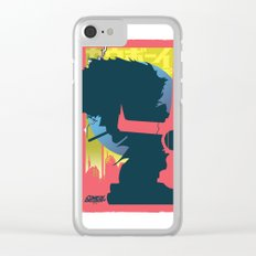 See You Space Cowboy Clear iPhone Case