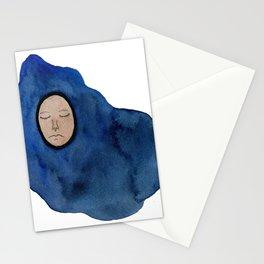 slumberer (nomads) Stationery Cards
