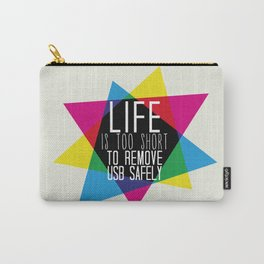 USB Carry-All Pouch