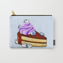 Choc Penguin Cake Carry-All Pouch