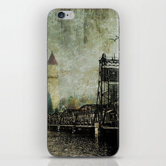 Beyond the Bridge iPhone & iPod Skin