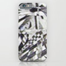 Cubed Butterflies iPhone 6s Slim Case
