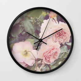 Trying For Sighs Wall Clock