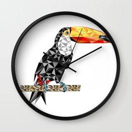 Toucanic Wall Clock