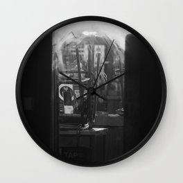 Chair - photo series Wall Clock