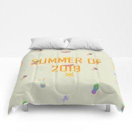 Summer of 2019 Comforters