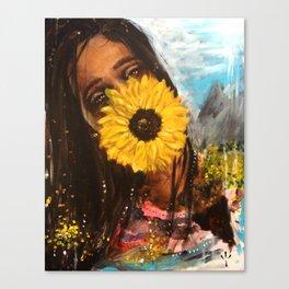 Eilixer Canvas Print