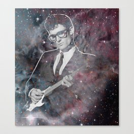 Buddy Holly Canvas Print