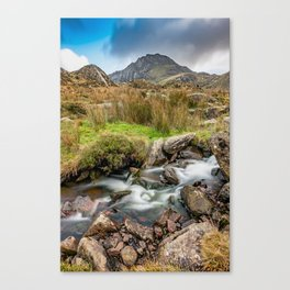 Tryfan Snowdonia National Park Canvas Print