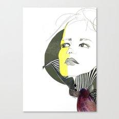 Vanità Canvas Print