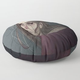 Alone Floor Pillow