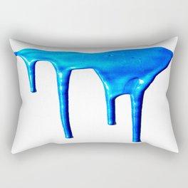 Splatter Rectangular Pillow