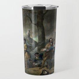 Life Of George Washington -- The Soldier Travel Mug