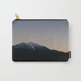 Sopris at Sunset Carry-All Pouch