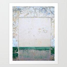 Ollantaytambo Art Print
