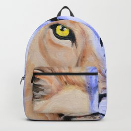 Two Face Lion Pop Backpack