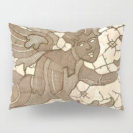 Lace Angel Pillow Sham