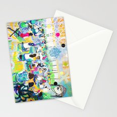 In the Light of Love, Mantras Stationery Cards