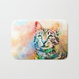 Cat 643 Bath Mat